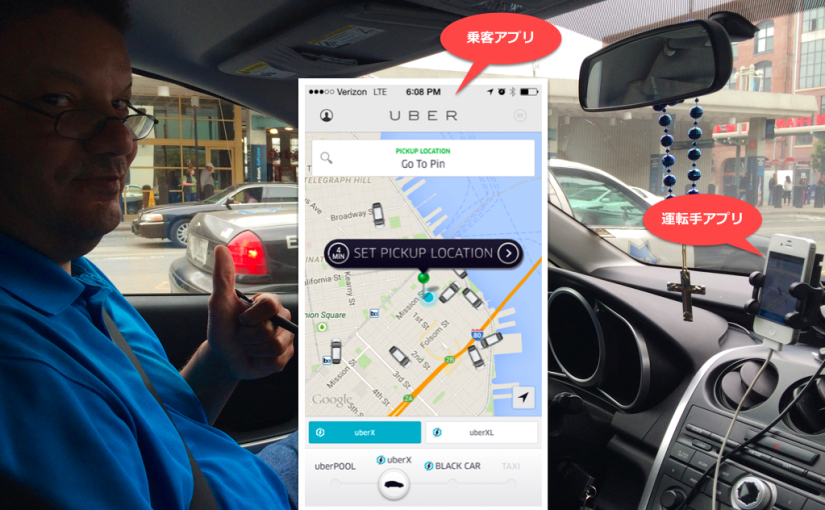 Uberのさらなる可能性を色んなニュースから予想してみた。結構壮大!