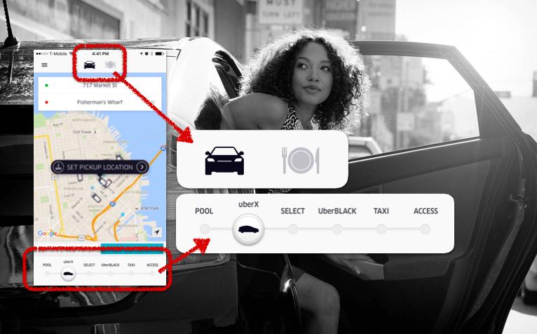 Uber menu 7