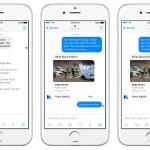 フェイスブックの対話アプリ AIでアップル対抗 [日経MJ寄稿記事]