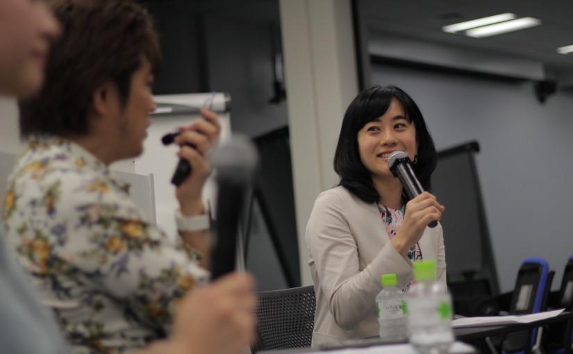 三浦茜さん「ずっと笑顔でいられるように、好奇心の赴くままに」ネオソフィアン・ライブインタビュー [Talk Session記事]