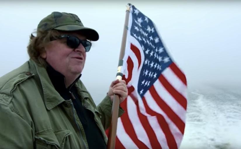 アメリカが他国と比べてイケてないところを探る旅「マイケル・ムーアの世界侵略のススメ」を見た