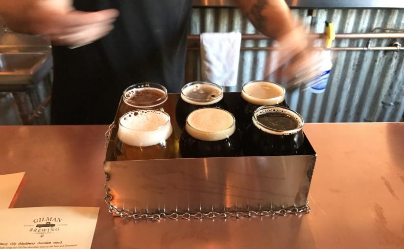 サンフランシスコのお隣バークレーでビール、ワイン、日本酒ぶらり旅
