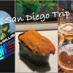 サンディエゴ(San Diego)週末旅〜動物園とビールとウニとトップガン