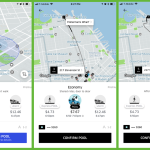 Uberの全メニュー解説@サンフランシスコ2018年2月バージョン